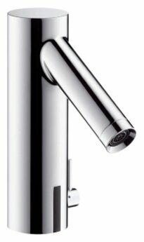 Термостатический сенсорный смеситель для раковины (умывальника) AXOR Starck 10140000