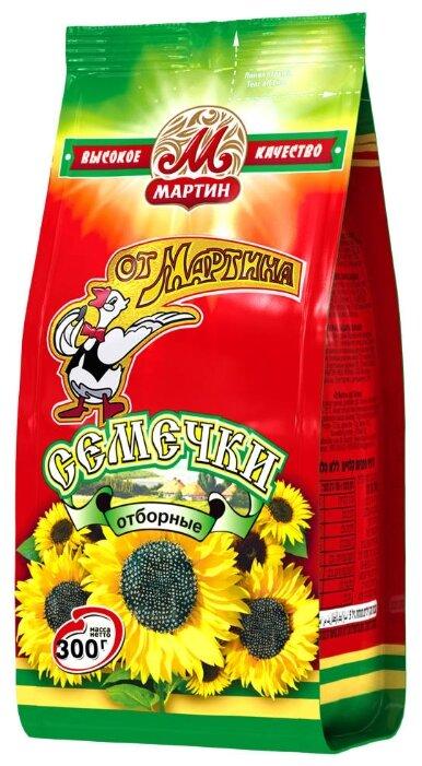 Семена подсолнечника От Мартина отборные 300 г