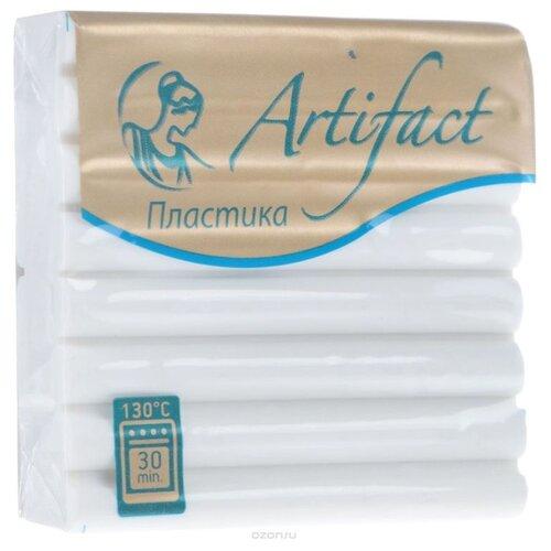 Полимерная глина Artifact Classic белая (101), 56 г
