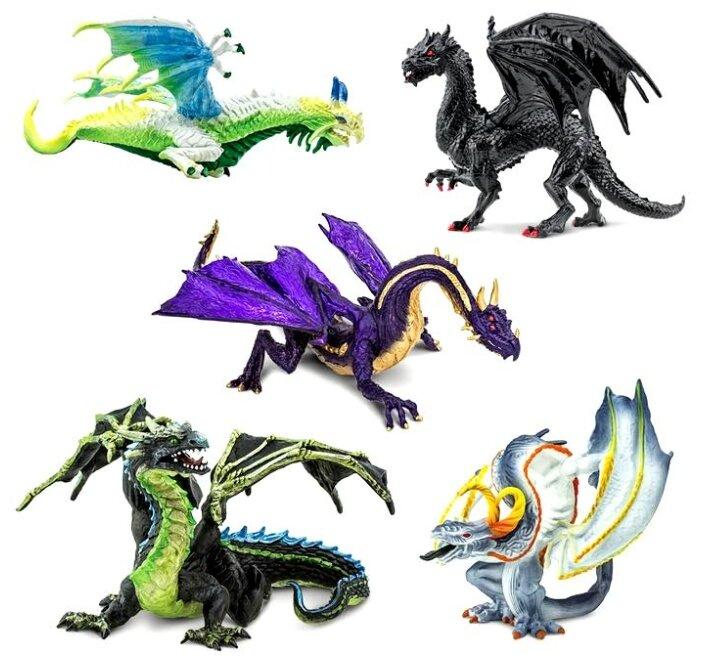 Фигурки Safari Ltd Драконы воздуха 100537