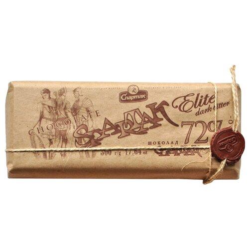 шоколад спартак горький 72% какао 90 г Шоколад Спартак горький 72% какао, 500 г