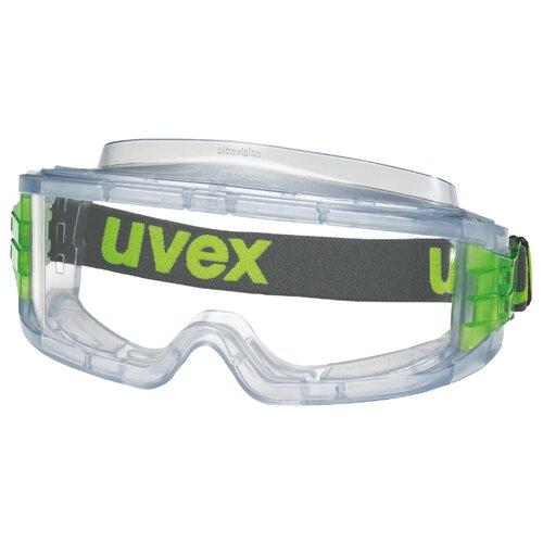 Очки uvex ultravision 9301714 прозрачный/прозрачный серый
