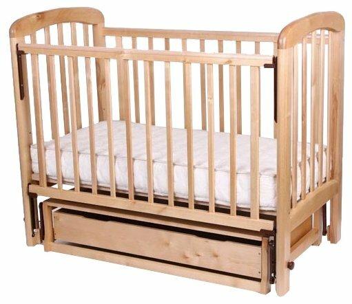 Кроватка Счастливый малыш Кроха-2 009