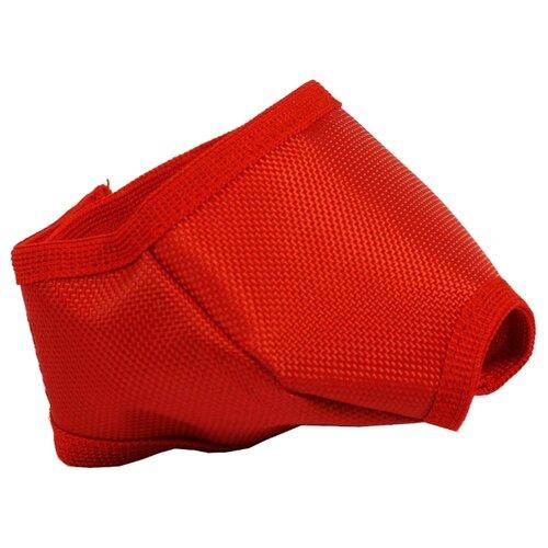 Намордник защитный OSSO Fashion для кошек S, красный