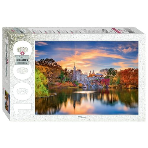 Пазл Step puzzle Park&Garden Collection Дворец в парке (79138), 1000 дет. пазл step puzzle park