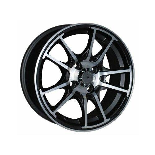 Фото - Колесный диск NZ Wheels NZ1152 6x14/4x98 D58.6 ET38 BKF колесный диск nz wheels sh665 6 5x16 5x114 3 d67 1 et38 bkf