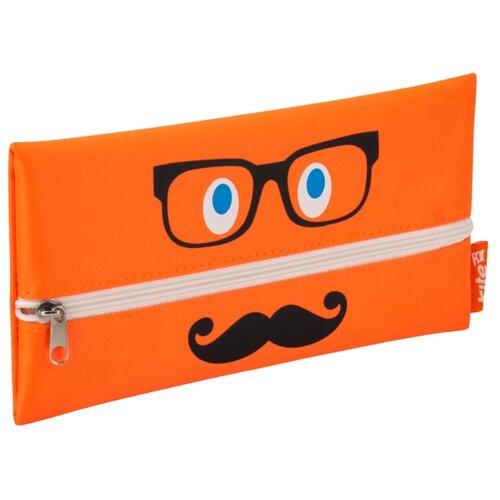 Купить Kite Пенал Smile (K17-685) оранжевый, Пеналы