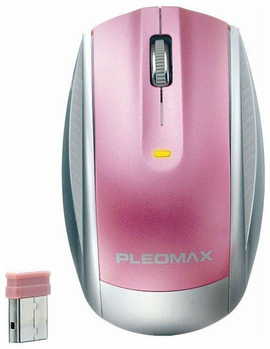 Мышь Samsung MOC-350 Pink USB