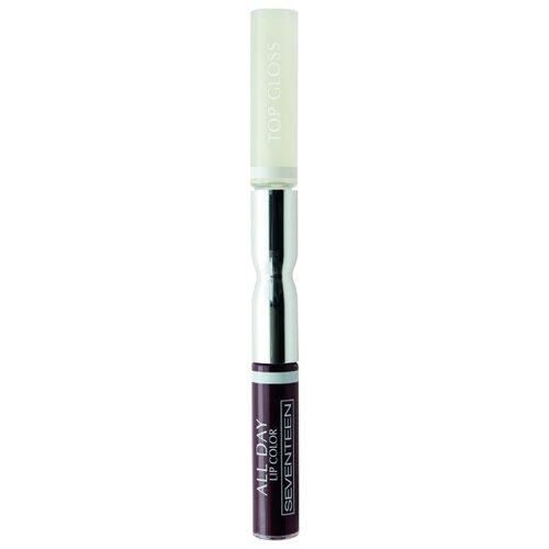 Seventeen жидкая помада-блеск для губ All Day Lip Color, оттенок 38