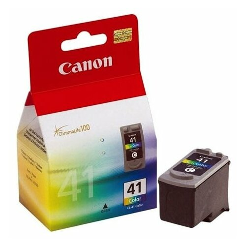 Фото - Картридж Canon CL-41 (0617B025) картридж canon cl 551 tri color