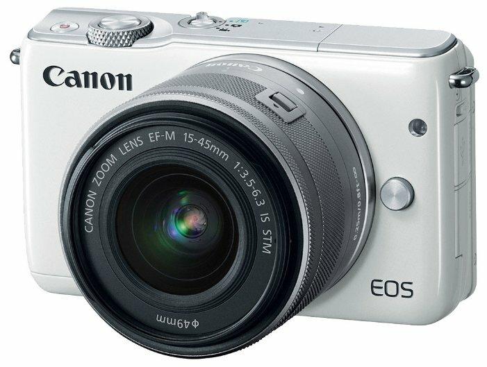 Фотоаппарат Canon EOS M10 Kit