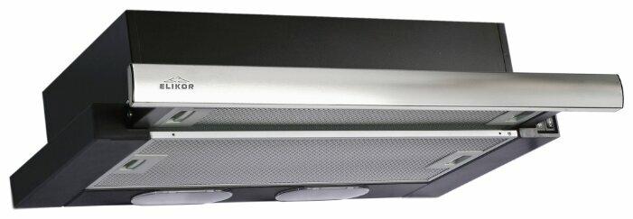 Встраиваемая вытяжка ELIKOR Воздухоочистители Интегра 60 черный / нержавейка