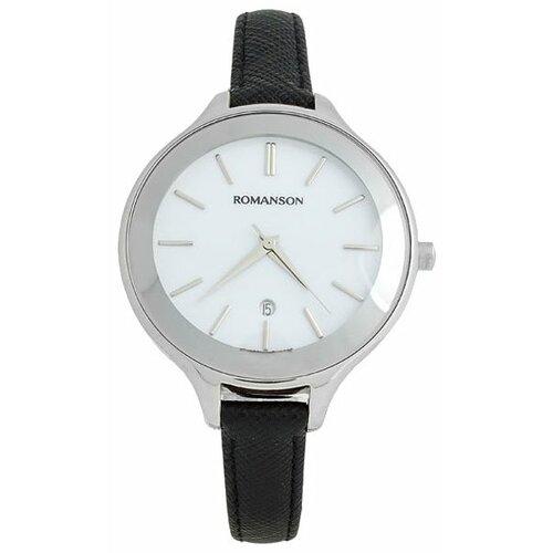 Наручные часы ROMANSON RL4208LW(WH)BK наручные часы romanson rl2605tlw wh bk