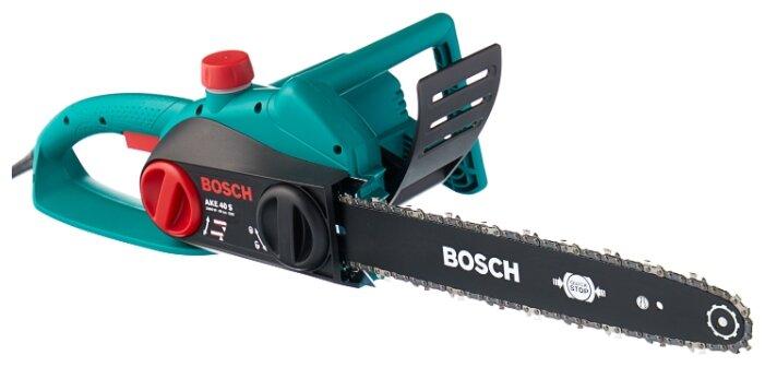Электрическая пила BOSCH AKE 40 S 1800 Вт — цены на Яндекс.Маркете