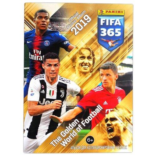 Альбом для наклеек FIFA 365-2019 fifa 18 ps4