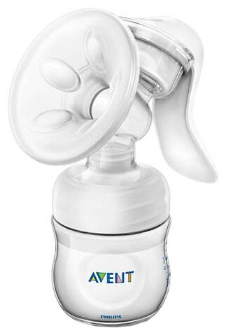 Ручной молокоотсос Philips AVENT Comfort SCF330/50