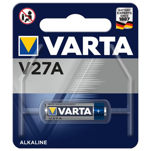 Батарейка VARTA Professional V27A 1 шт блистер