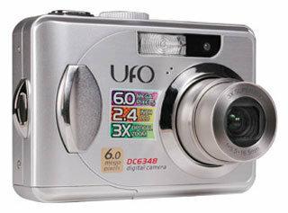 Фотоаппарат UFO DC 6348