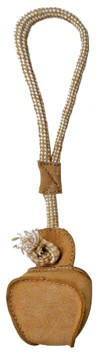 Игрушка для собак Ankur с веревкой 35х6 см