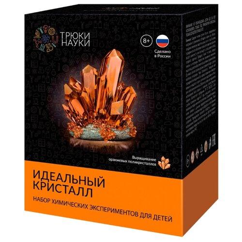 Купить Набор для исследований Трюки науки Идеальный кристалл оранжевый, Наборы для исследований