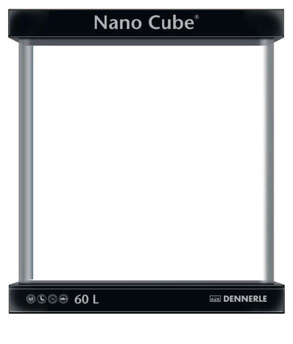 Аквариумный набор 60 л (крышка, подставка) Dennerle NanoCube 60