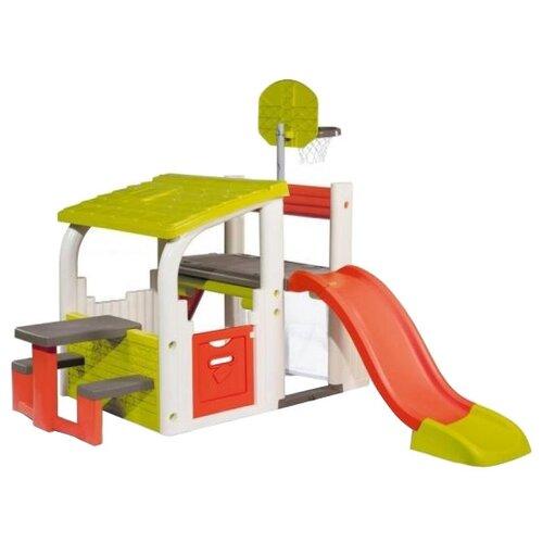 Купить Спортивно-игровой комплекс Smoby 840203, Игровые и спортивные комплексы и горки