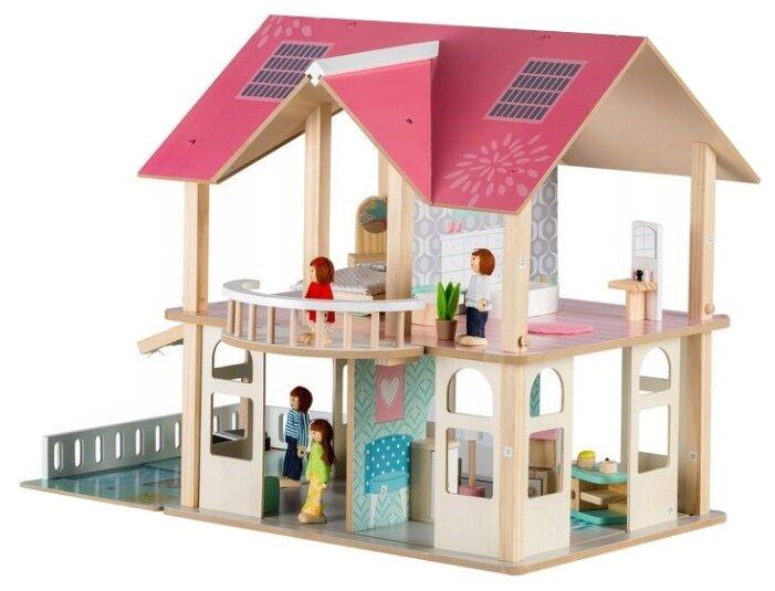 Eco Toys кукольный домик Modul 4103