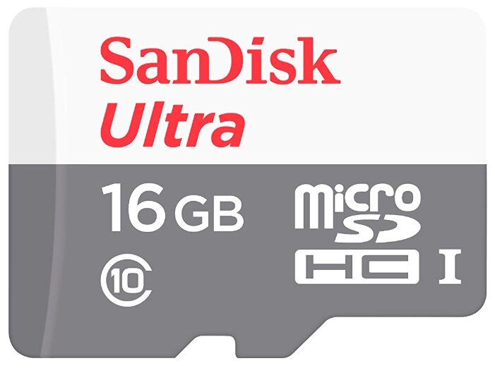 карта памяти TransFlash 32ГБ MicroSDHC Class 10 Smart Buy, адаптер