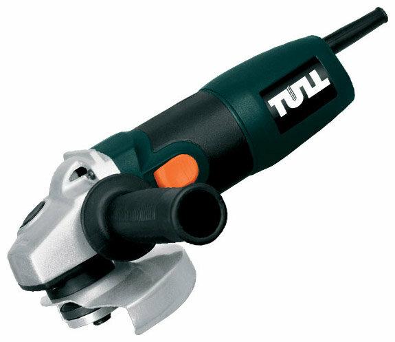 УШМ Tull TL-7703, 900 Вт, 125 мм