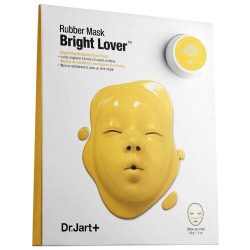 Dr.Jart+ Моделирующая альгинатная маска Rubber Mask Bright Lover Мания сияния, 43 г моделирующая маска