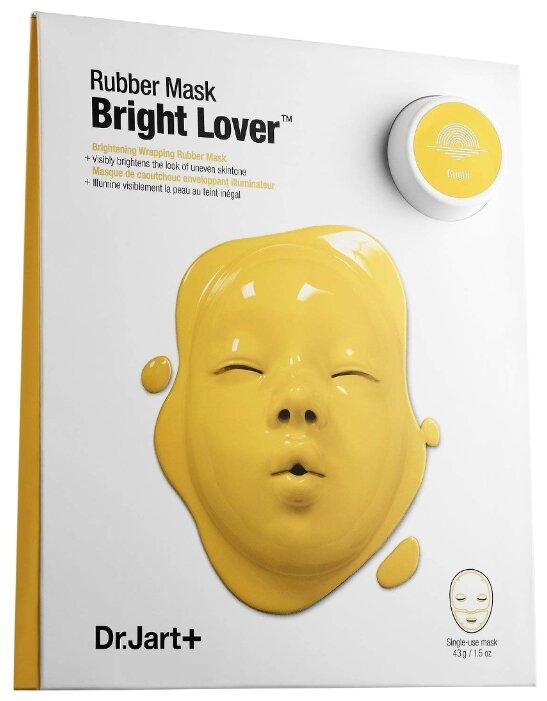 Dr.Jart+ Моделирующая альгинатная маска Rubber Mask Bright Lover Мания сияния