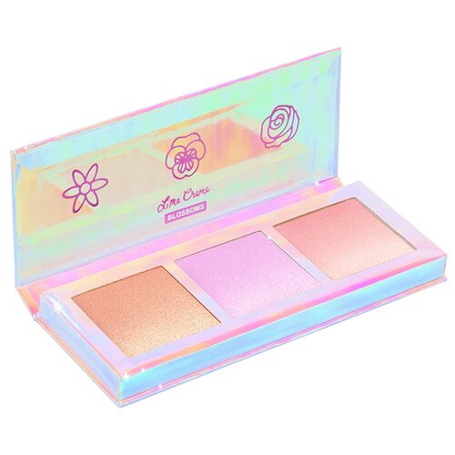 Lime Crime Hi-Lite Палетка хайлайтеров blossoms платье lime lime mp002xw15hio