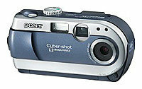 Фотоаппарат Sony Cyber-shot DSC-P20