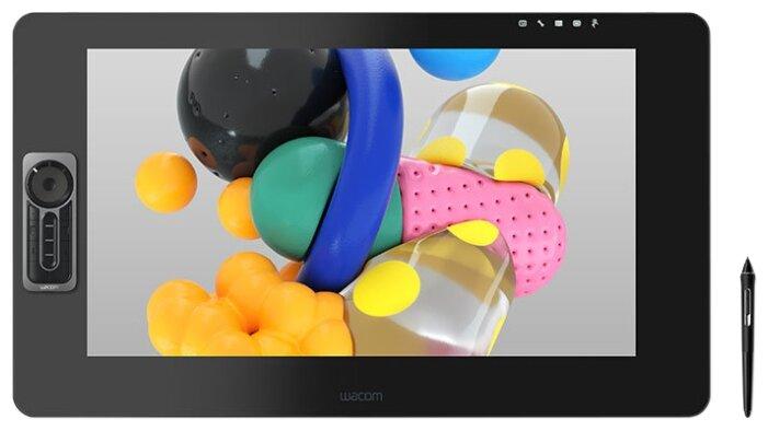 Графический планшет WACOM Cintiq Pro 24 (DTK-2420) — сколько стоит? Сравнить цены на Яндекс.Маркете