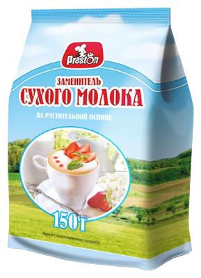 Preston Заменитель сухого молока на растительной основе 150 г