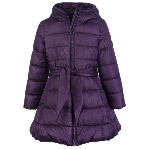 Куртка playToday Акварелька 192019 размер 104, фиолетовыйКуртки и пуховики<br>
