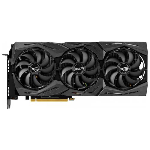 Купить Видеокарта ASUS ROG GeForce RTX 2080 Ti 1350MHz PCI-E 3.0 11264MB 14000MHz 352 bit 2xDisplayPort 2xHDMI HDCP Strix Gaming Advanced Retail