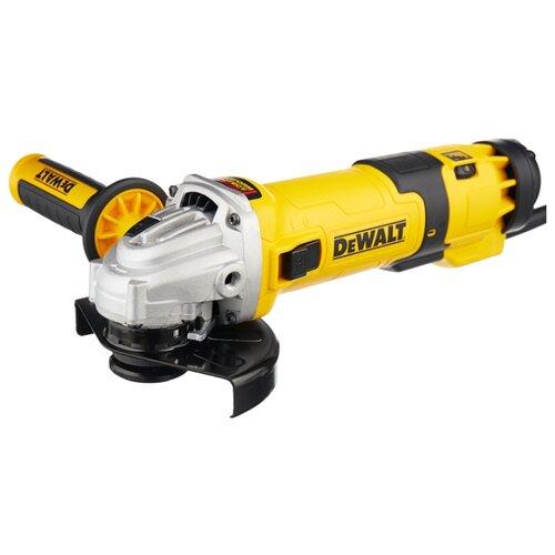 УШМ DeWALT DWE4257, 1500 Вт, 125 мм набор dewalt ушм болгарка dwe4151ks набор отверток dwht0 62057