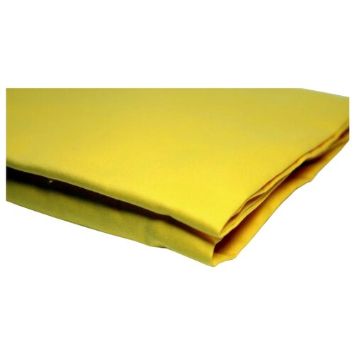 цена Простыня УЮТНАЯ ИСТОРИЯ сатин на резинке (P16080) желтый онлайн в 2017 году