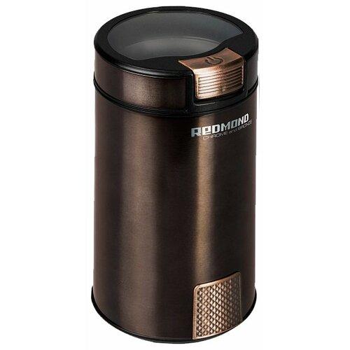 Фото - Кофемолка REDMOND RCG-1604, бронзовый кофемолка