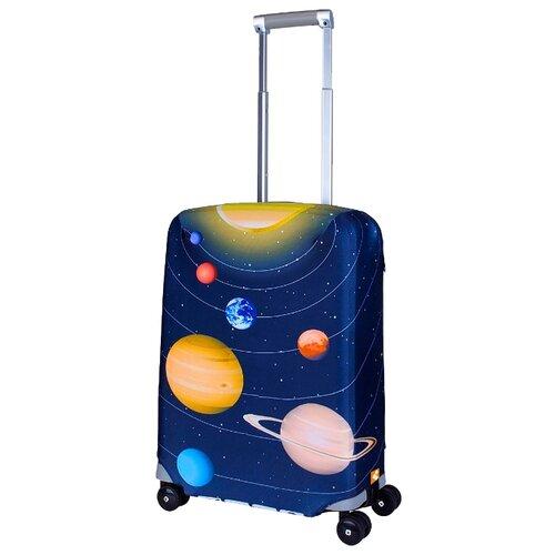 Чехол для чемодана ROUTEMARK Solar SP240 S, синий цитрус спрей 31 век el sp240