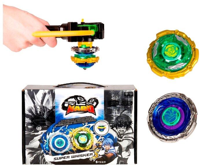 Игровой набор Auldey Infinity Nado. Super Whisker YW624701