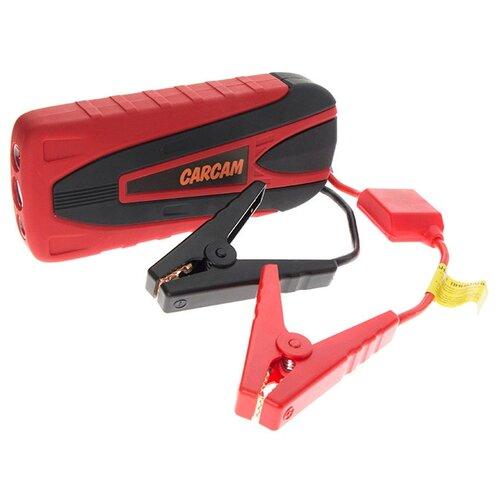 Пуско-зарядное устройство CARCAM ZY-18 красный/черный фото