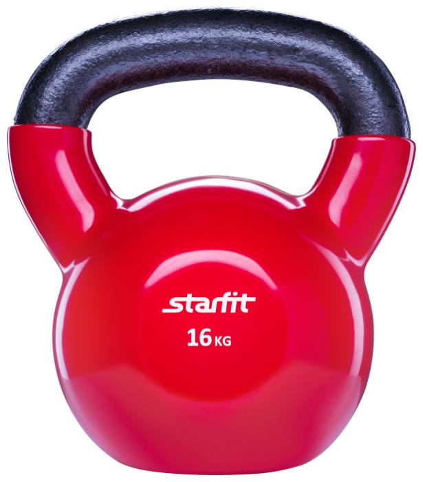 Гиря цельнолитая Starfit DB-401 16 кг