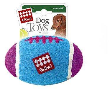 Мячик для собак GiGwi Dog Toys малый (75273)