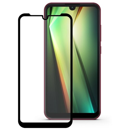 Защитное стекло Mobius 3D Full Cover Premium Tempered Glass для Xiaomi Mi Play черный защитное стекло vsp flex для xiaomi mi play