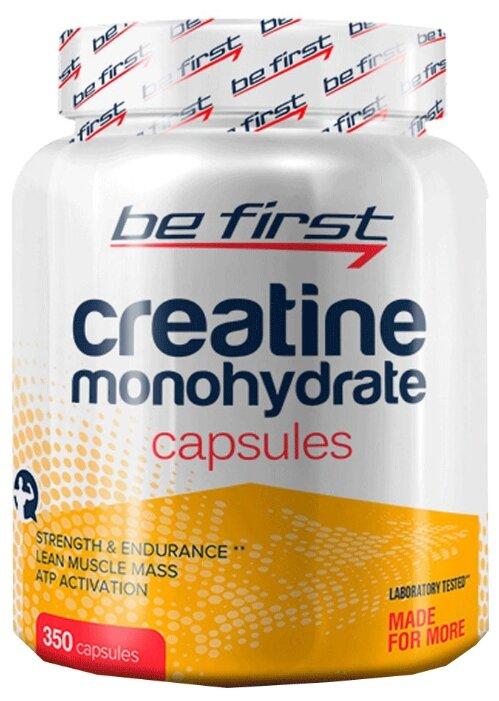 Креатин Be First Creatine Monohydrate Capsules (350 шт.)