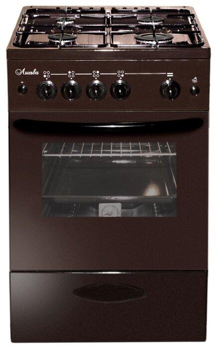 Газовая плита Лысьва ГП 400 МС коричневый