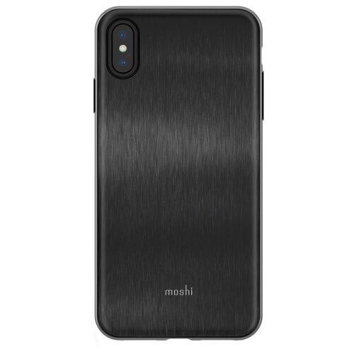 Купить Чехол Moshi iGlaze для Apple iPhone XS Max черный