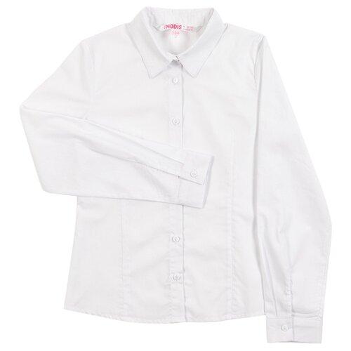 Рубашка MODIS размер 152, белый шорты джинсовые modis modis mo044ebfclm4